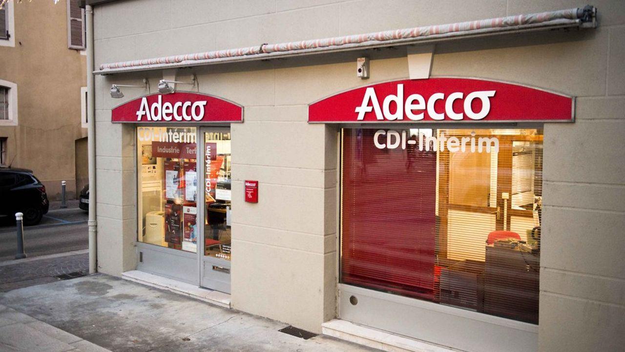 Le géant de l'intérim s'appuie sur Adecco Analytics pour faire ses prévisions détaillées.