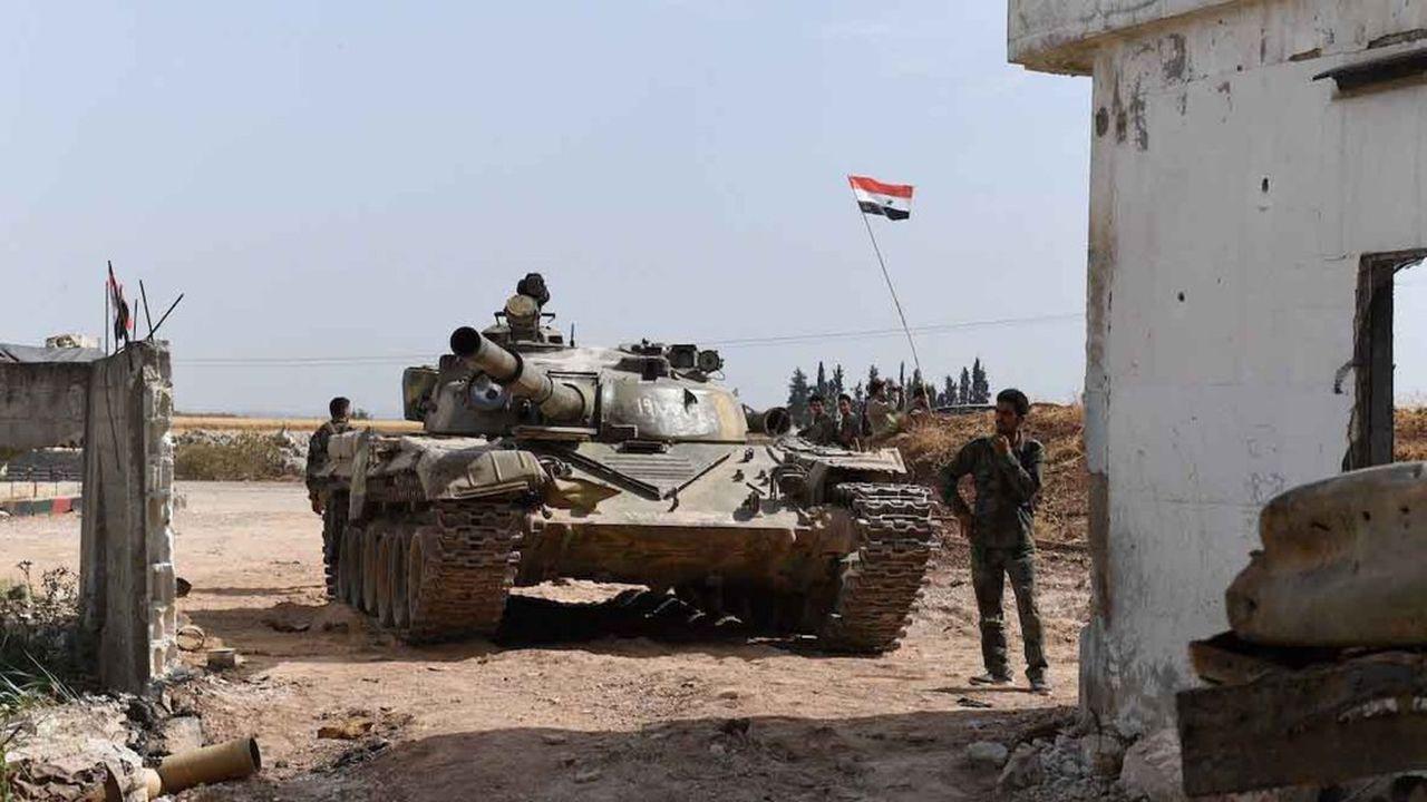 La guerre en Syrie pousse ce pays à l'avant dernier rang mondial en matière de sécurité