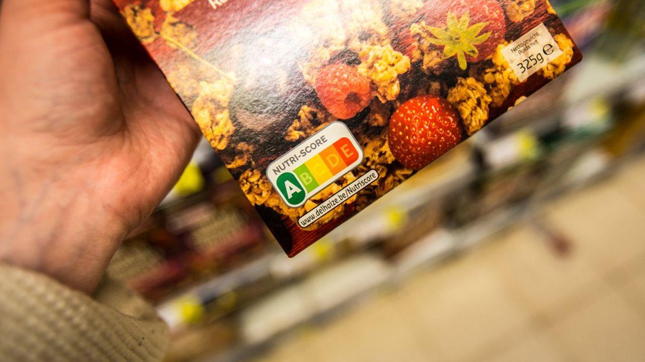 L'étiquetage Nutriscore sur les produits alimentaires, aujourd'hui optionnel, pourrait devenir obligatoire.