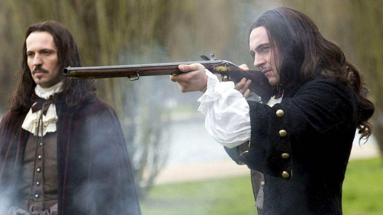 «Versailles », un exemple de séries qui a très bien marché à l'étranger.