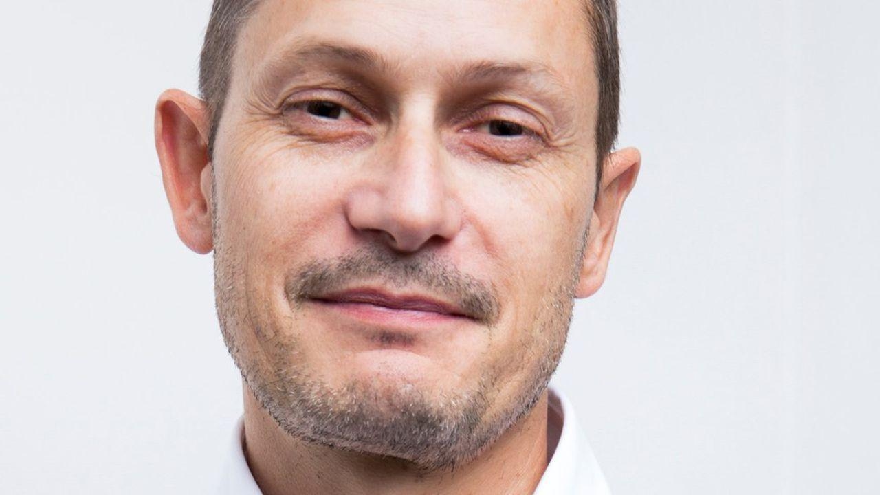 Arnaud Foussat, directeur général de Yukin Therapeutics.