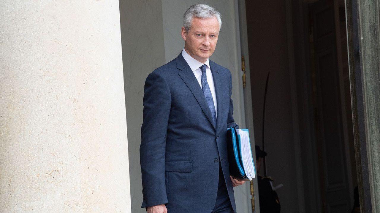 Bruno Le Maire a répondu à Jean-Dominique Senard sur France Info.