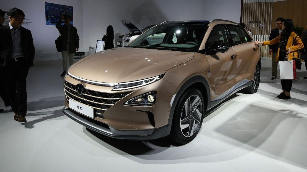Aurora travaille depuis janvier2018 avec Hyundai pour implémenter son logiciel de conduite autonome à Nexo, le projet de voiture à hydrogène du constructeur coréen