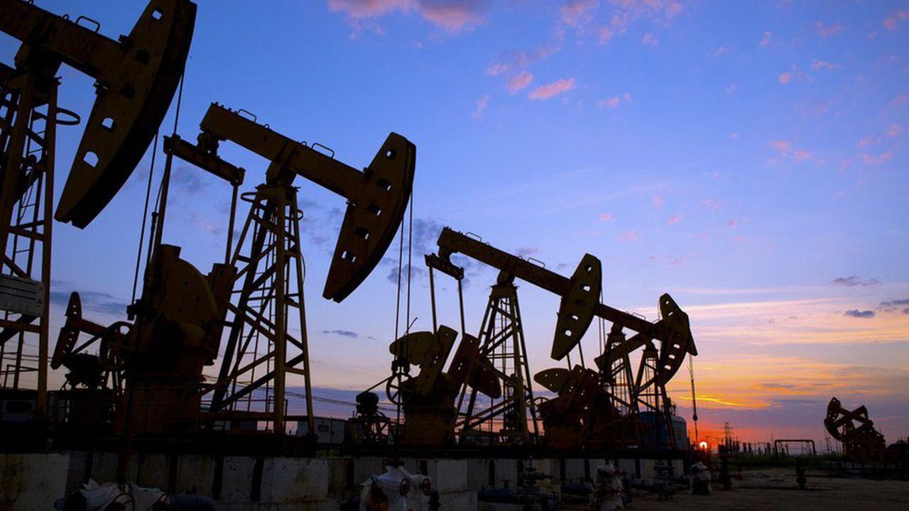 Deux pétroliers
