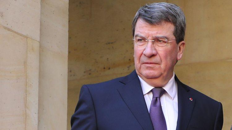 Xavier Darcos, chancelier de l'Institut