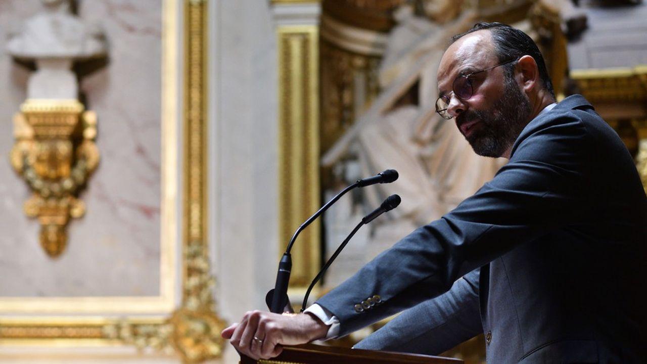 Edouard Philippe n'a pas obtenu ce jeudi la confiance du Sénat, contrôlé par l'opposition de droite, lors d'un vote qui, contrairement à celui organisé la veille à l'Assemblée nationale, n'engage pas la responsabilité du gouvernement.