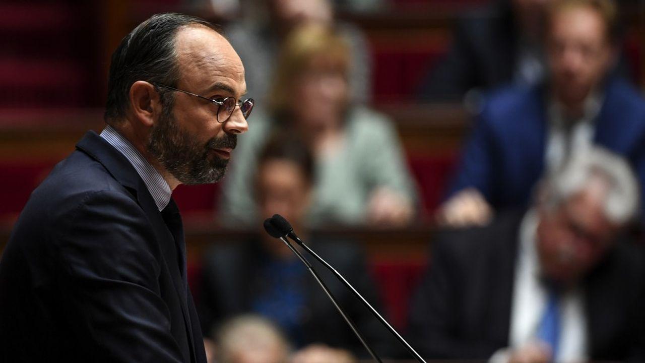 Devant les députés mercredi, Edouard Philippe n'a pas prononcé une seule fois le mot «déficit».
