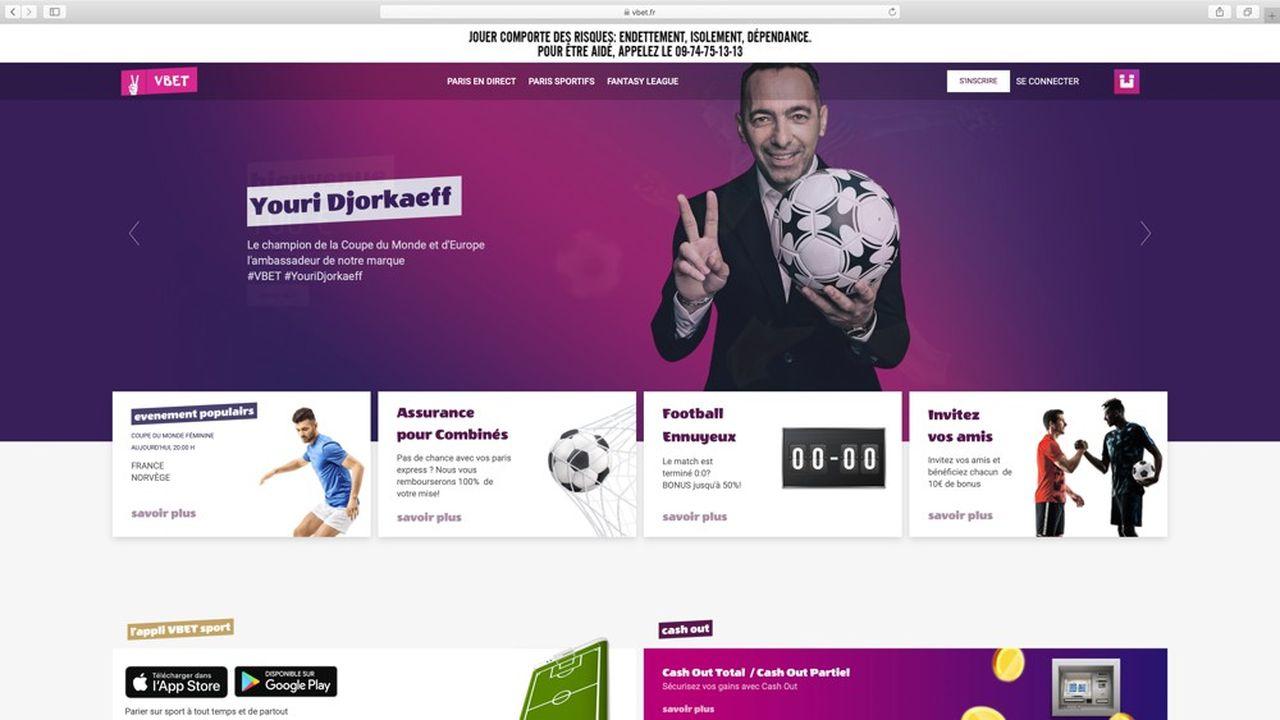 Pour gagner en visibilité, Vbet mise sur son « ambassadeur », l'ancien footballeur Youri Djorkaeff. Une initiative est par ailleurs à l'étude dans le sponsoring sportif. Sa maison mère BetConstruct compte aussi sur son partenariat avec le club d'Arsenal alors que Vbet a une vocation internationale.