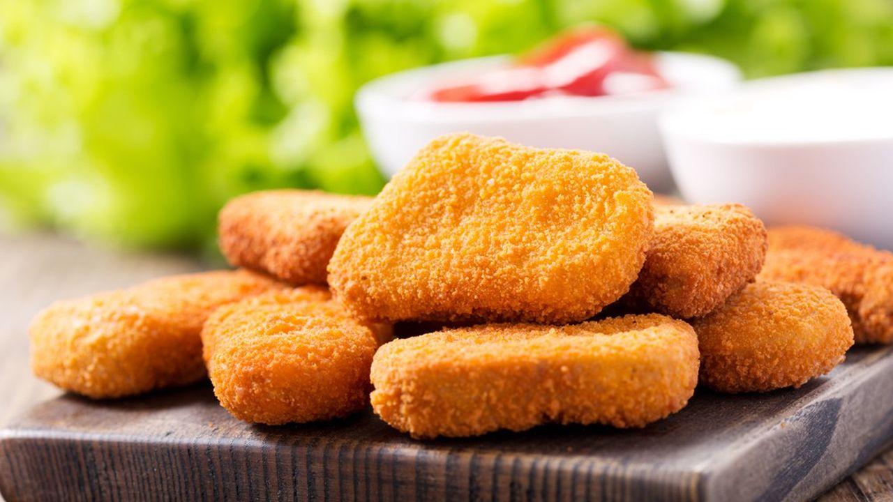 Tyson Foods voit 2milliards de poulet passer par ses abattoirs tous les ans. Il compte sur les nuggets aux plantes comme relais de croissance.