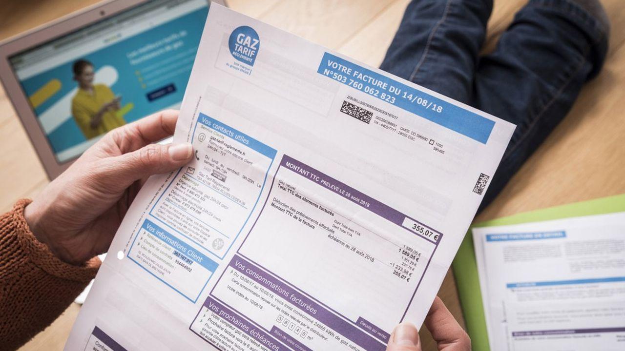 Gaz: baisse de 6,7% des tarifs réglementés en juillet (ministère)