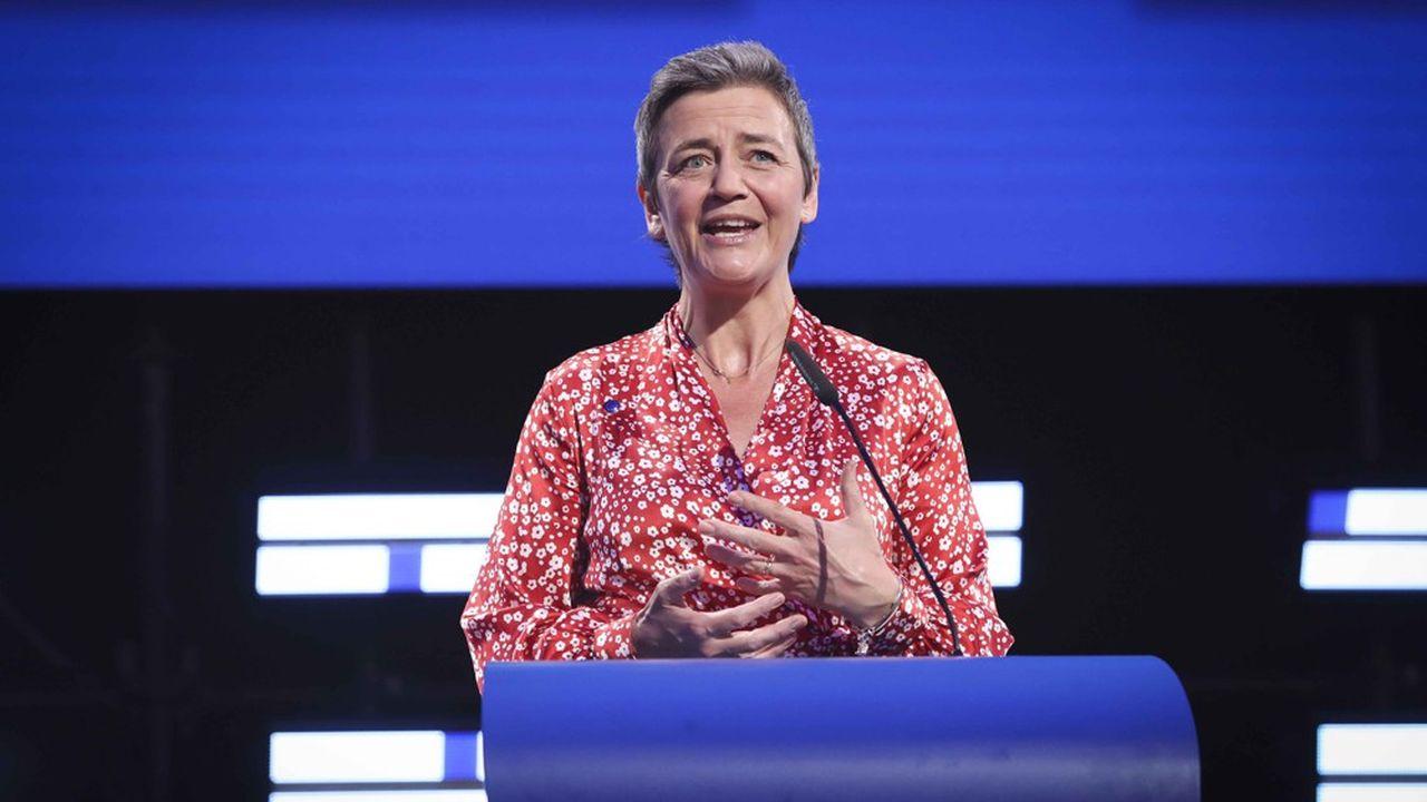 Concurrence : Margrethe Vestager, la commissaire qui dit (souvent) non