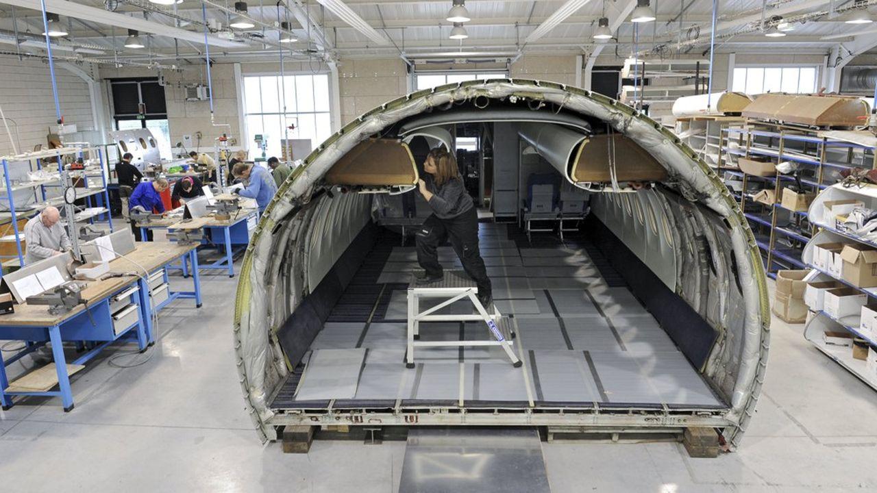 Secteur aéronautique cherche ingénieurs et techniciens désespérément