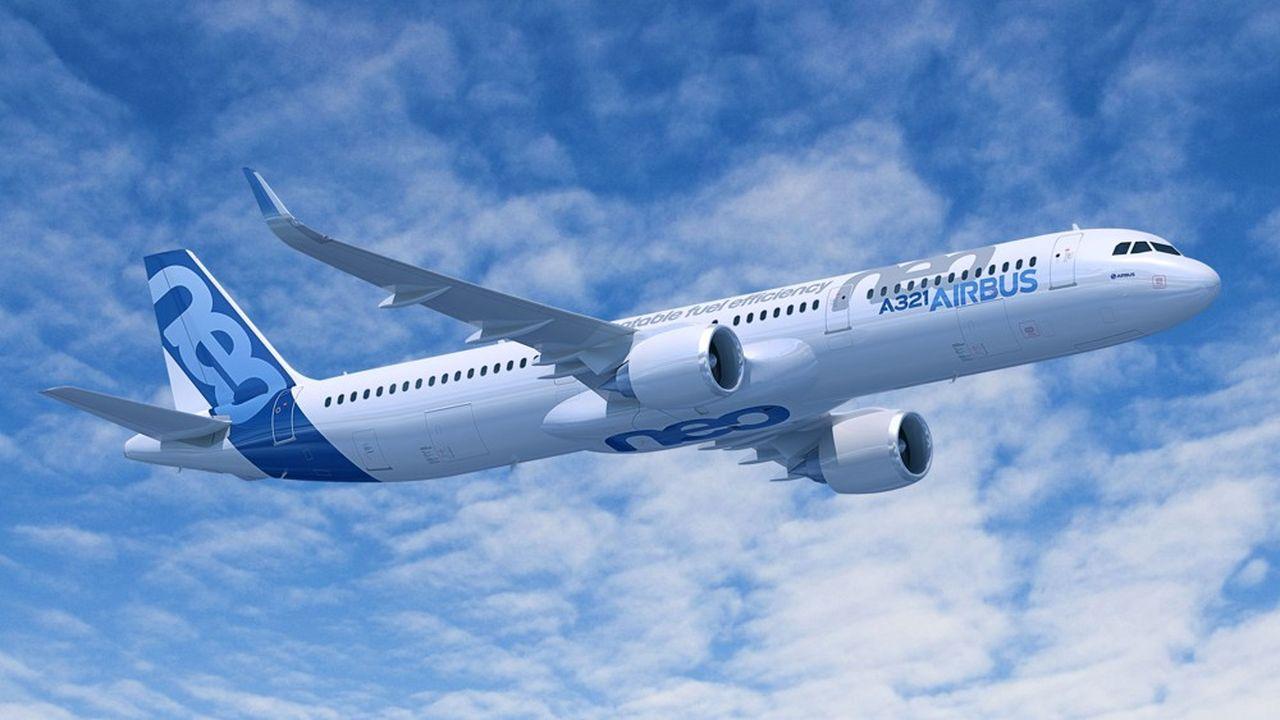 Grosse commande de A220-300 et A321XLR — Airbus