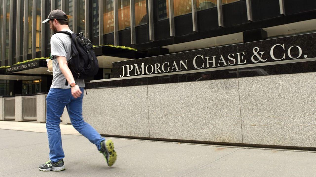 Pour la deuxième année consécutive, JP Morgan est la banque leader mondiale sur les devises avec une part de marché de 9,8% en 2018