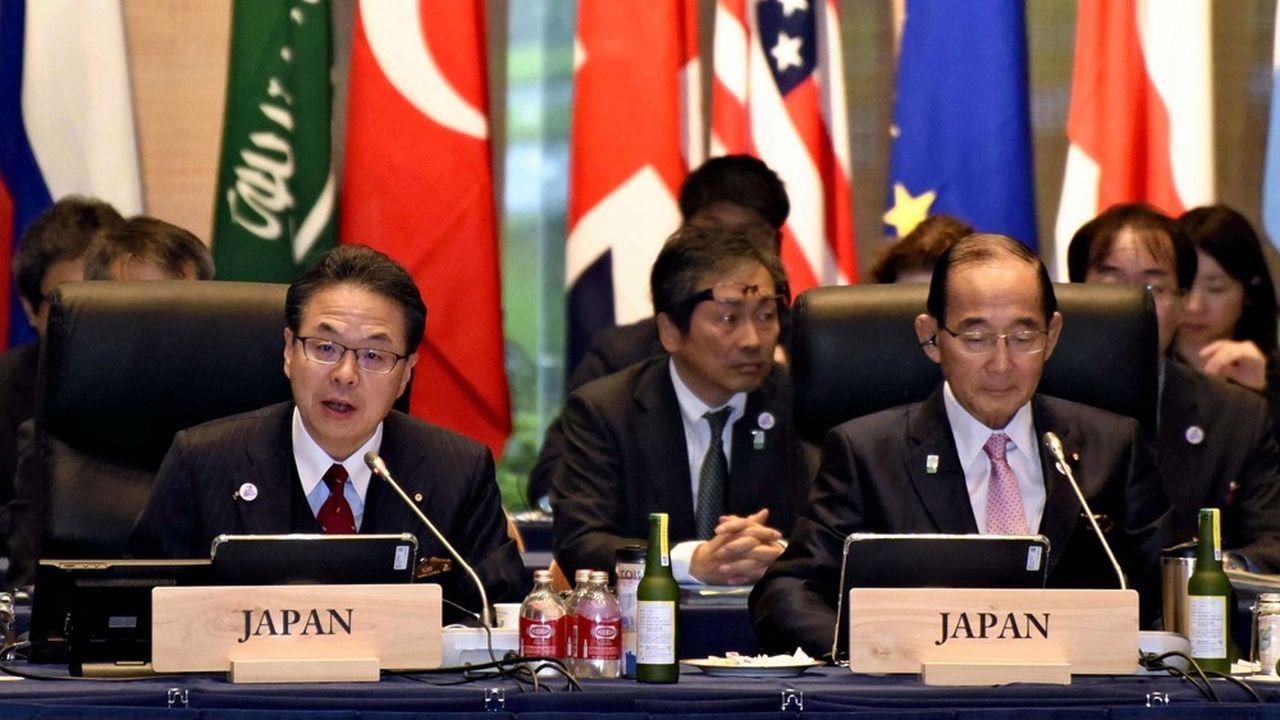 Energie : les pays du G20 accélèrent leurs coopérations en faveur de l'hydrogène