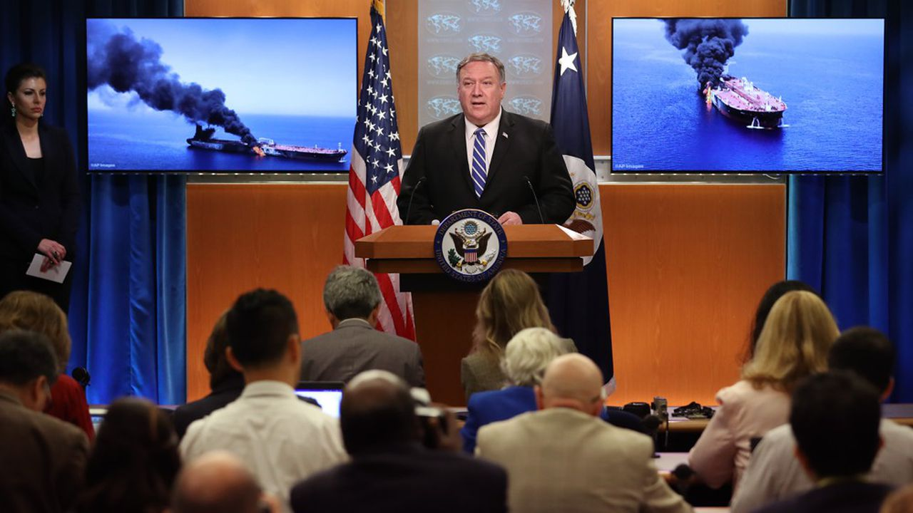Pompeo : Les États-Unis garantiront le passage par le détroit d'Ormuz