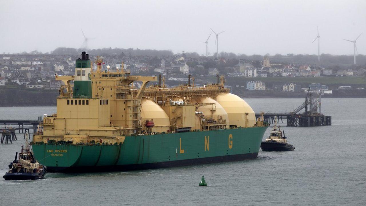 Le marché mondial de l'énergie bouleversé par la chute du prix du gaz
