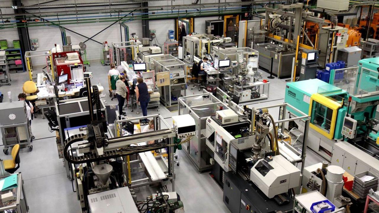 Alliance se lance dans l'impression 3D de pièces en métal