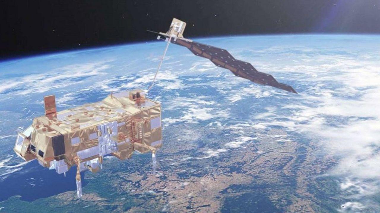 Cette première constellation de nanosatellites pour l'Internet des objets (IOT) multipliera par cent la capacité du système Argos.