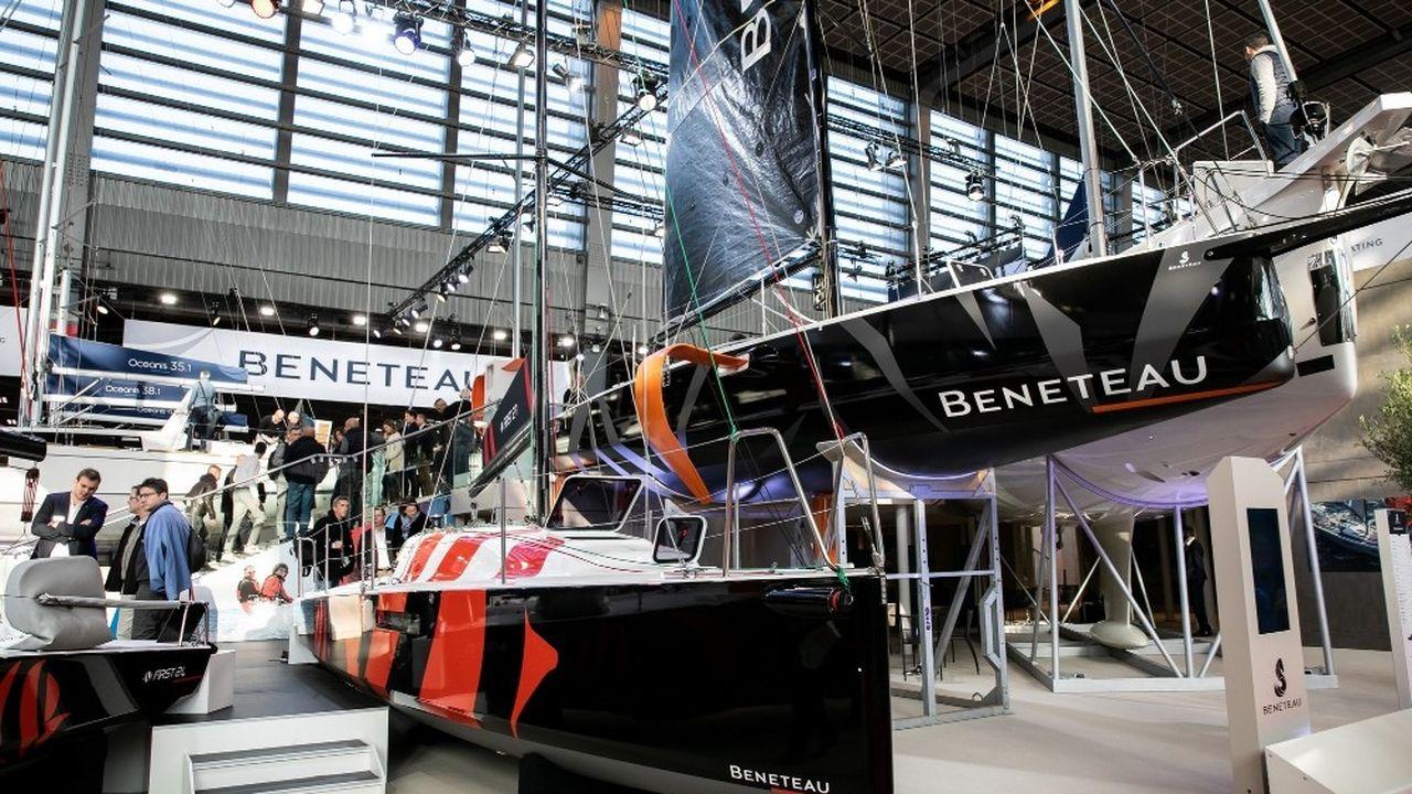 Si le chiffre d'affaires du groupe Beneteau est en croissance, la rentabilité de la petite entreprise d'Annette Roux n'a pas décollé