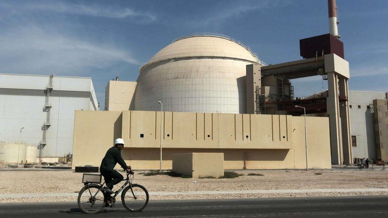 L'Iran va dépasser son plafond d'uranium enrichi — Nucléaire