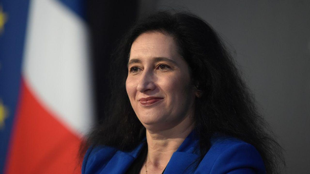 L'Autorité de la concurrence, présidée par Isabelle de Silva, est désormais autorisée à saisir les «fadettes» des dirigeants et leurs conseils lors des concentrations. (Photo by ERIC PIERMONT/AFP)