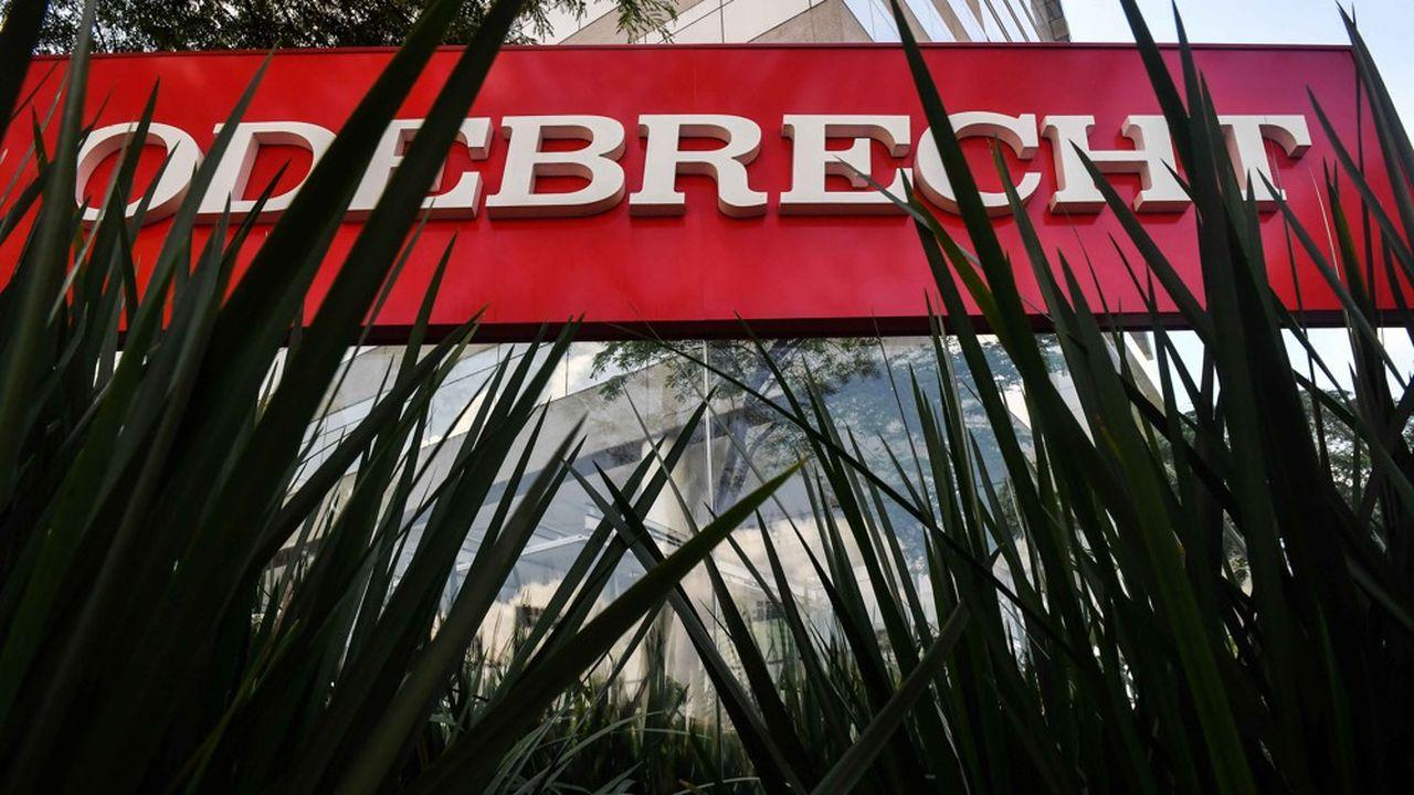 Le conglomérat Odebrecht a distribué pendant plus d'une décennie 788millions de dollars à des personnalités politiques
