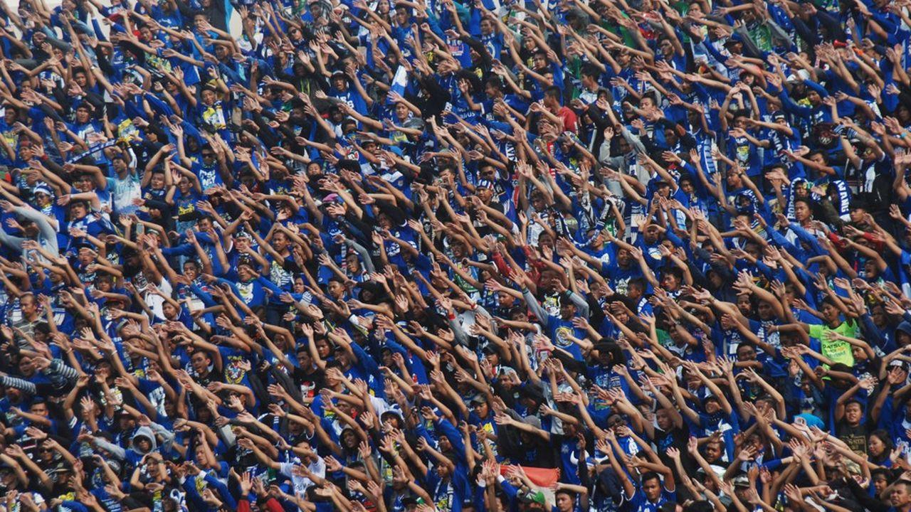 Loin d'être un poids lourd du ballon rond, le foot indonésien a réussi à attirer quelques grands noms et de plus en plus de footballeurs professionnels européens