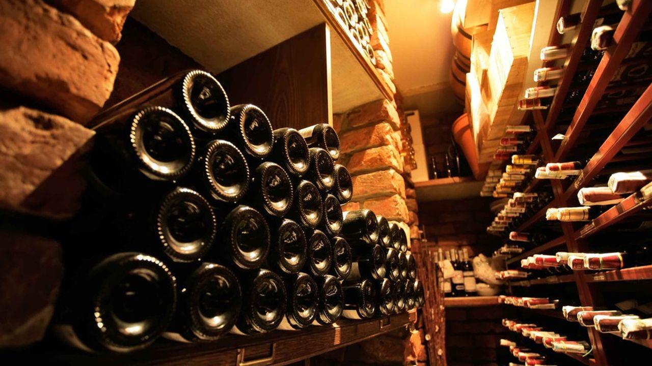 Les maisons de champagne ont gonflé leurs stocks au Royaume-Uni