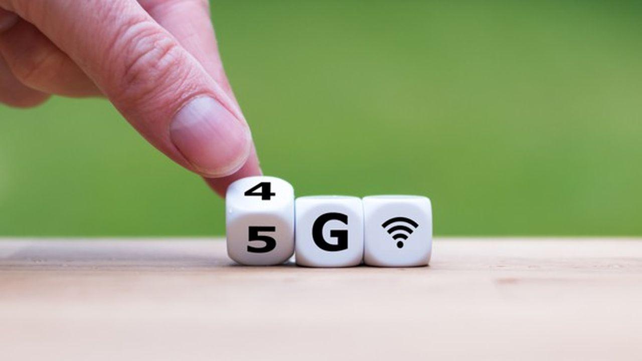La 5G a le potentiel pour améliorer les performances des réseaux 4G existants.