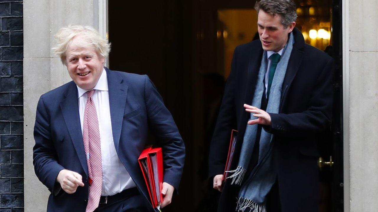 Au-delà des fausses promesses et des petites combines, il s'agit de savoir qui va voter quoi. Dans l'équipe du grand favori Boris Johnson, l'ex-ministre de la Défense Gavin Williamson est l'un de ceux qui sont à la manoeuvre.