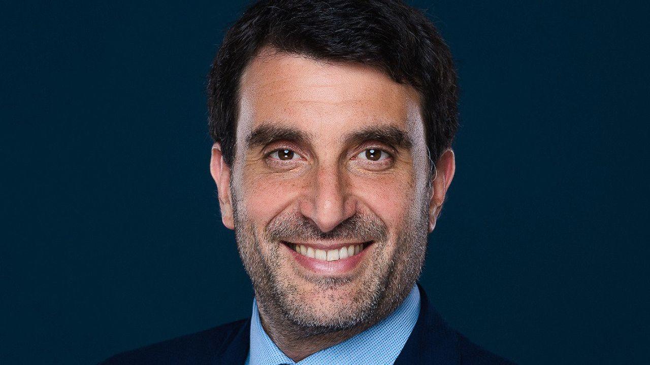 Joachim Azan, président-fondateur de Novaxia.