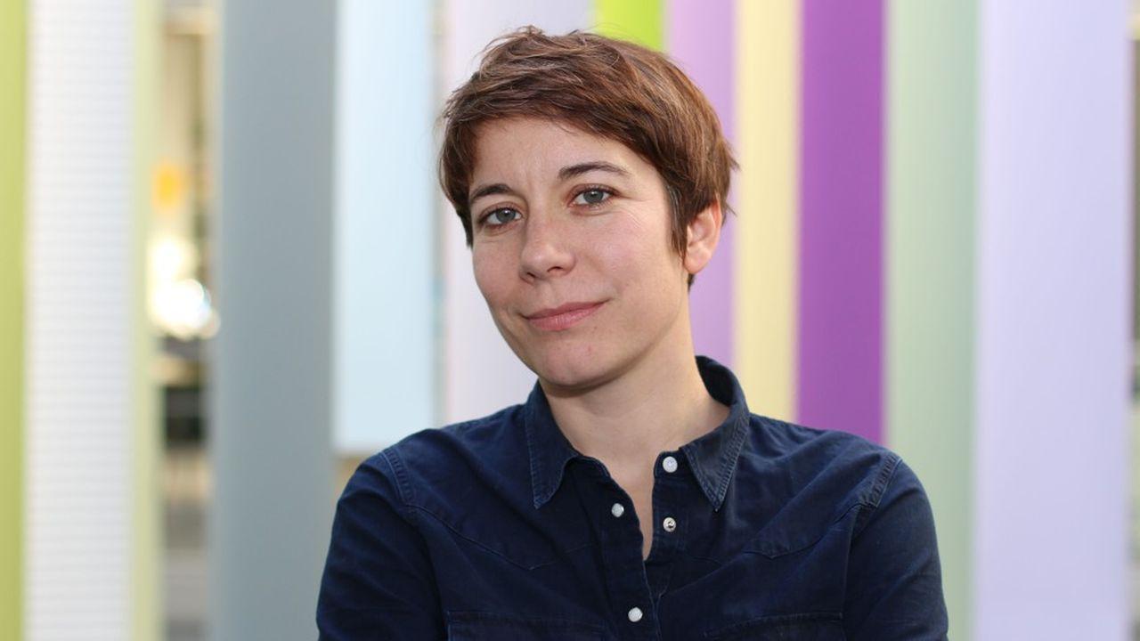 Cécile Diguet, urbaniste à l'Institut d'aménagement et d'urbanisme (IAU) d'Ile-de-France.