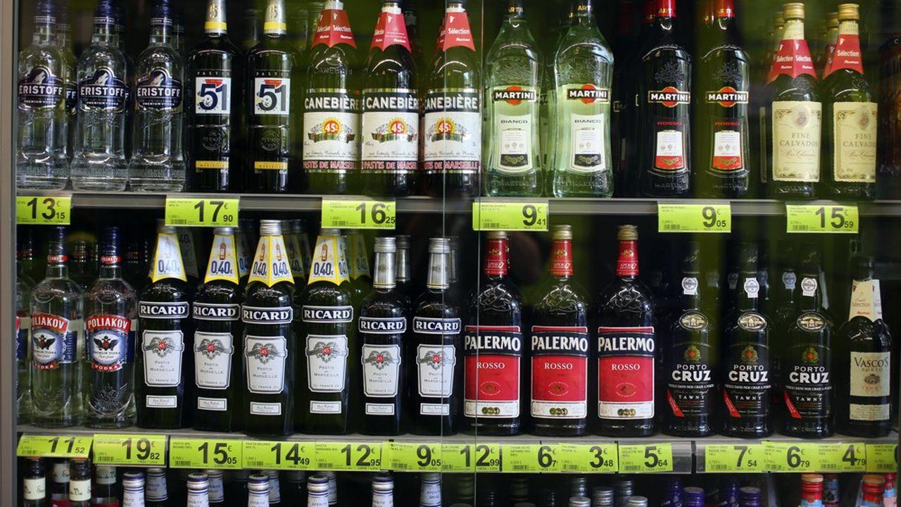 Les whiskies demeurent de très loin la famille d'alcools la plus consommée en France. Ils se taillent la part du lion avec 37% de l'ensemble des spiritueux devant les anisés (21%) et les rhums (12%)
