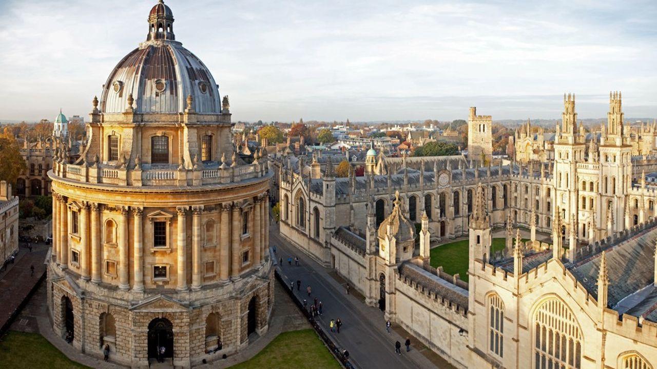 Le don de Stephen Schwarzman permettra la construction sur le campus d'Oxford d'un nouveau bâtiment qui devrait porter son nom.