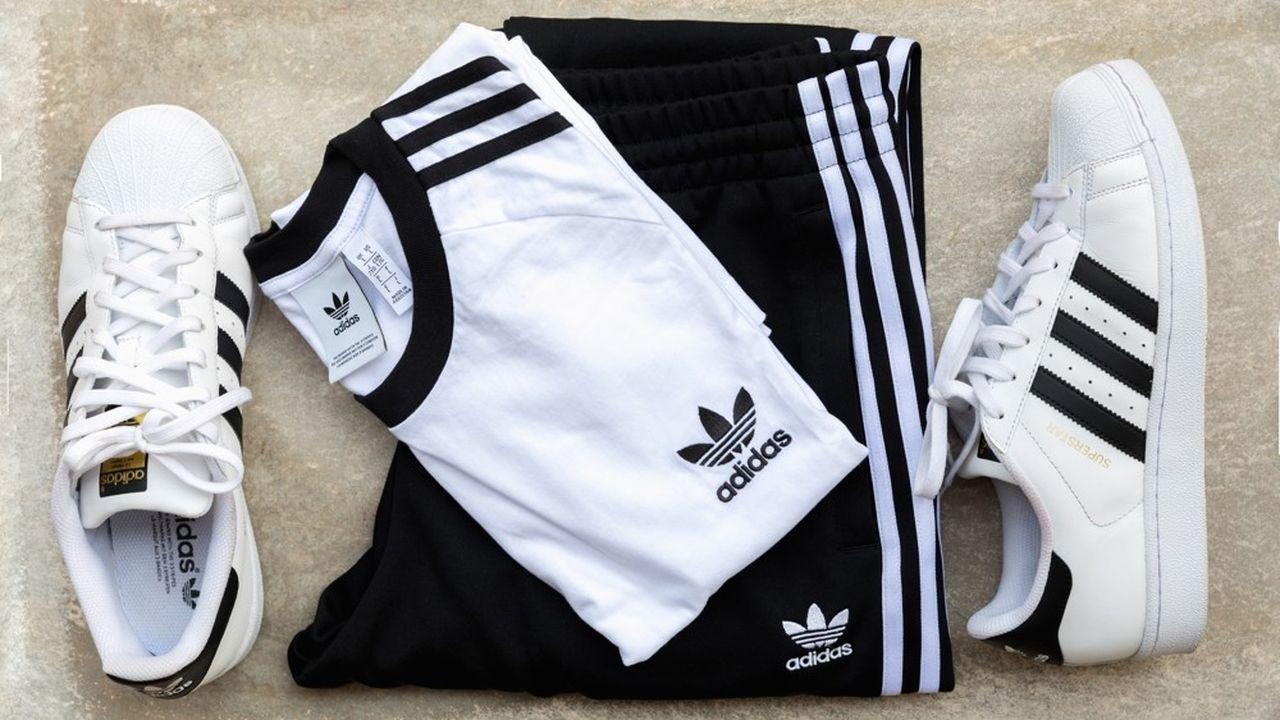 Les trois bandes ne sont pas une marque selon l'Europe — Adidas