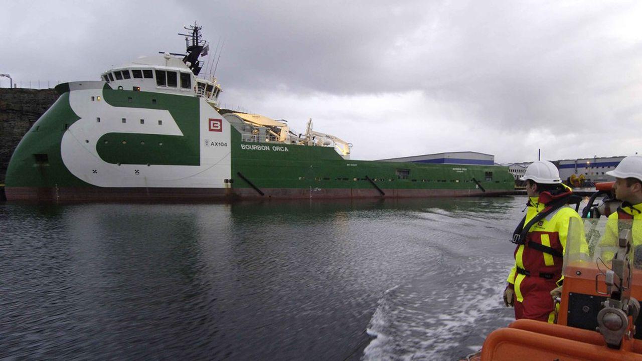 Spécialisée dans les services en mer pour les compagnies pétrolières et leurs fournisseurs, l'entreprise basée à Marseille est cotée en Bourse et détenue à 60% par Jacques de Chateauvieux et sa famille.