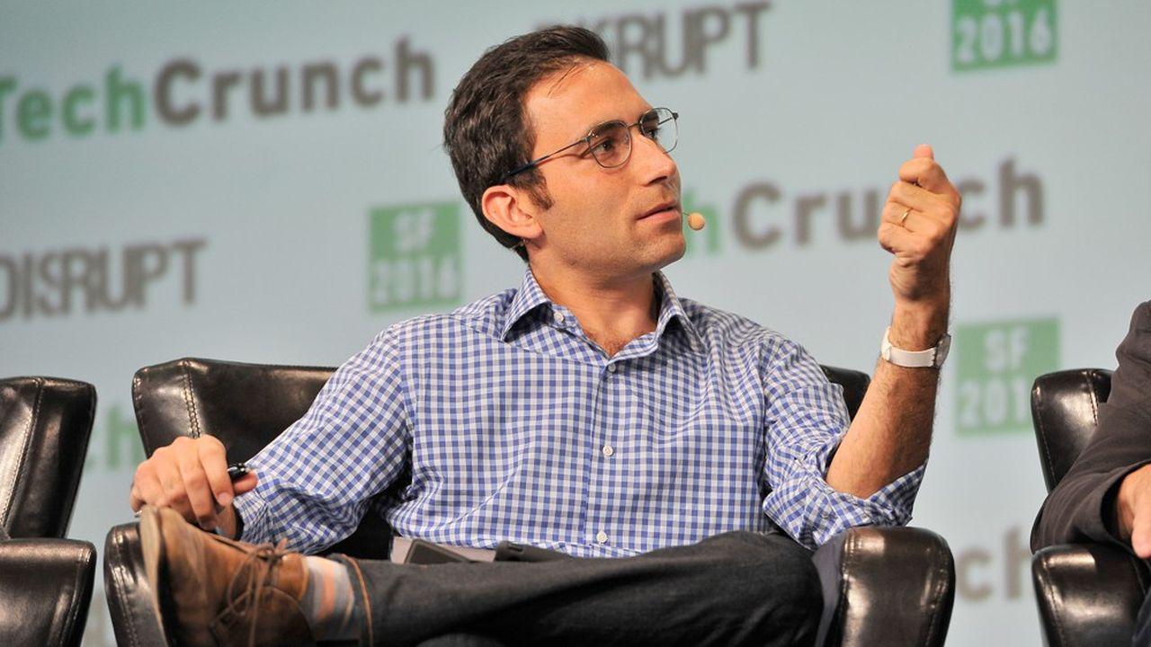 Scott Belsky, le directeur de produit de la suite créative d'Adobe, s'attache autant à l'usage sur smartphone que sur ordinateur de ses logiciels.