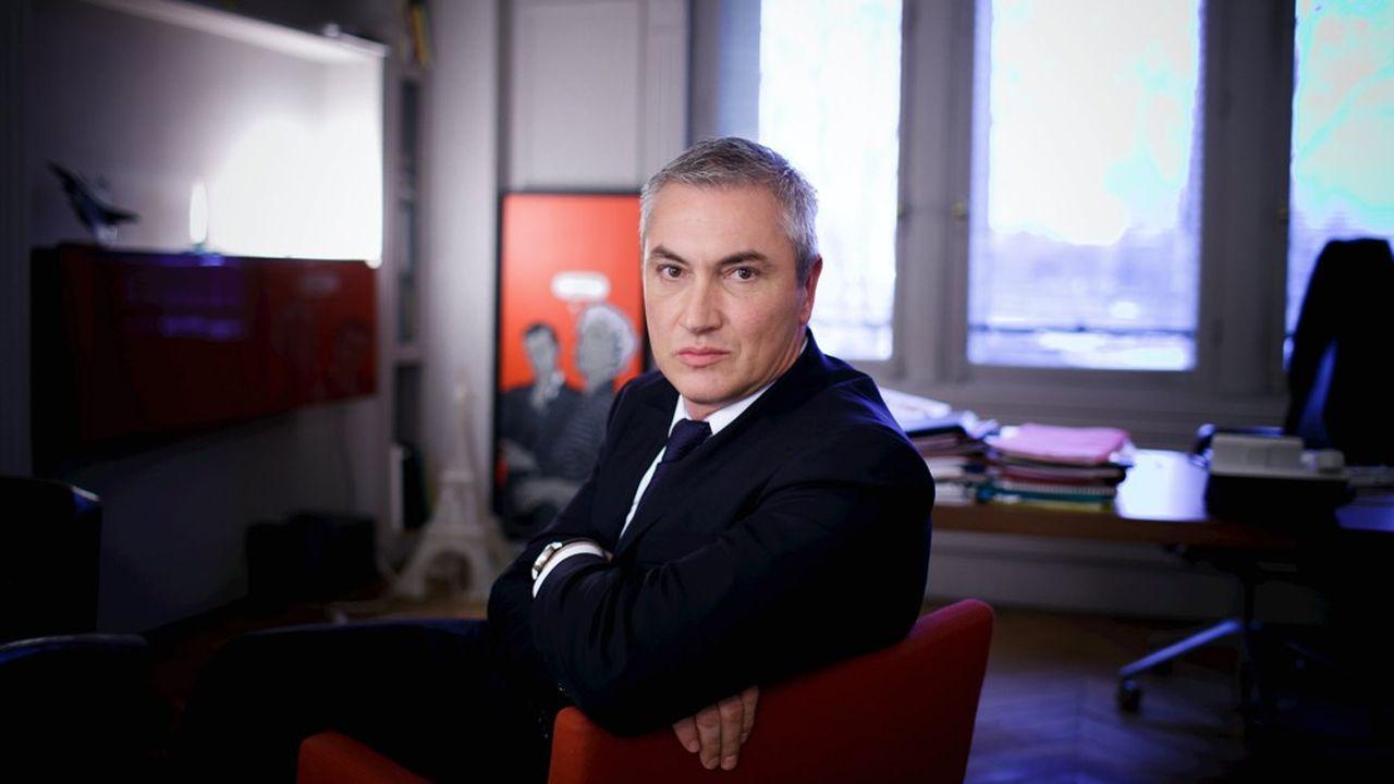 Philippe Caduc, PDG de l'ADIT, Agence pour la Diffusion de l'Information Technologique