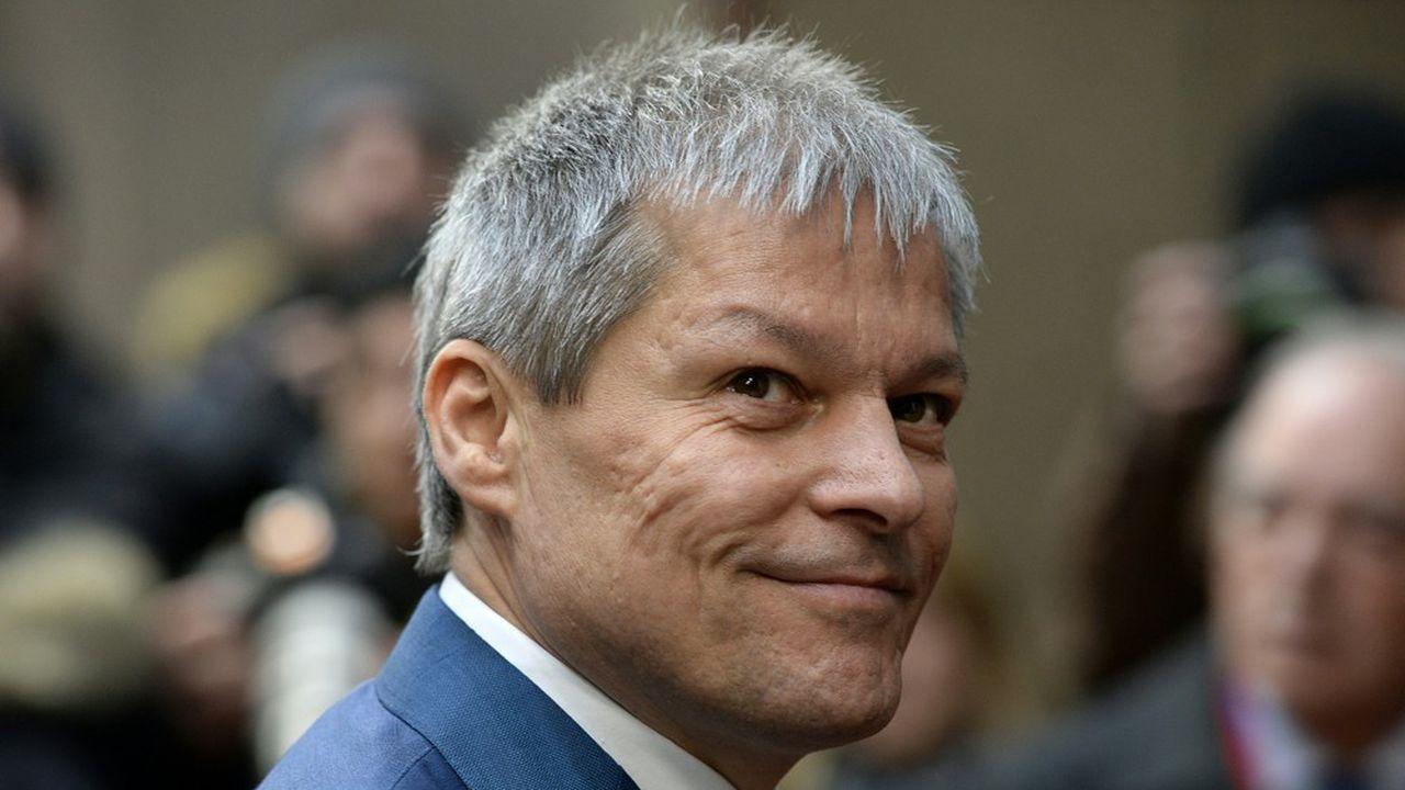 L'ancien Premier ministre roumain, Dacian Ciolos, a été élu mercredi à la présidence du groupe centriste «Renouveler l'Europe », grâce notamment au soutien de la délégation française.