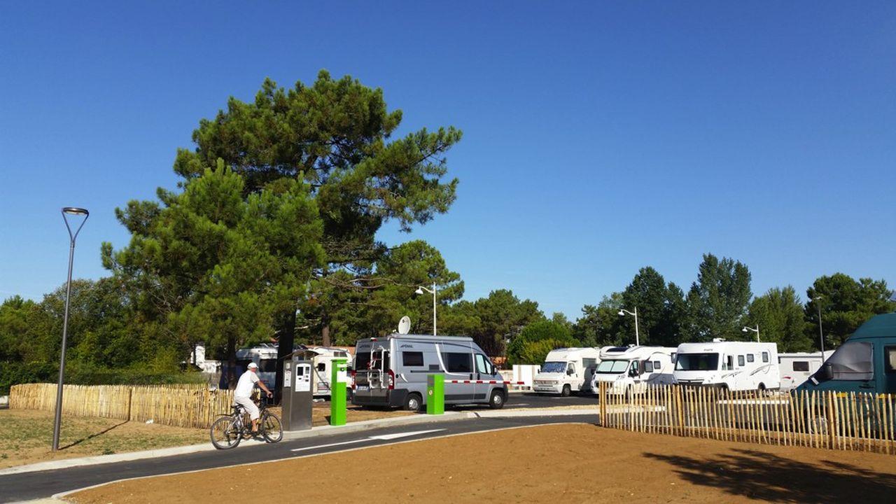 Près de 260.000 camping-caristes ont acquis le « Pass'Etapes » de Camping-car park