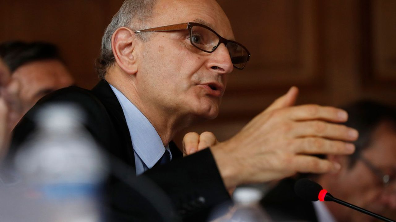 Didier Migaud, le premier président de la Cour des comptes, pointe une dépense sociale qui progresse plus vite que la croissance potentielle.