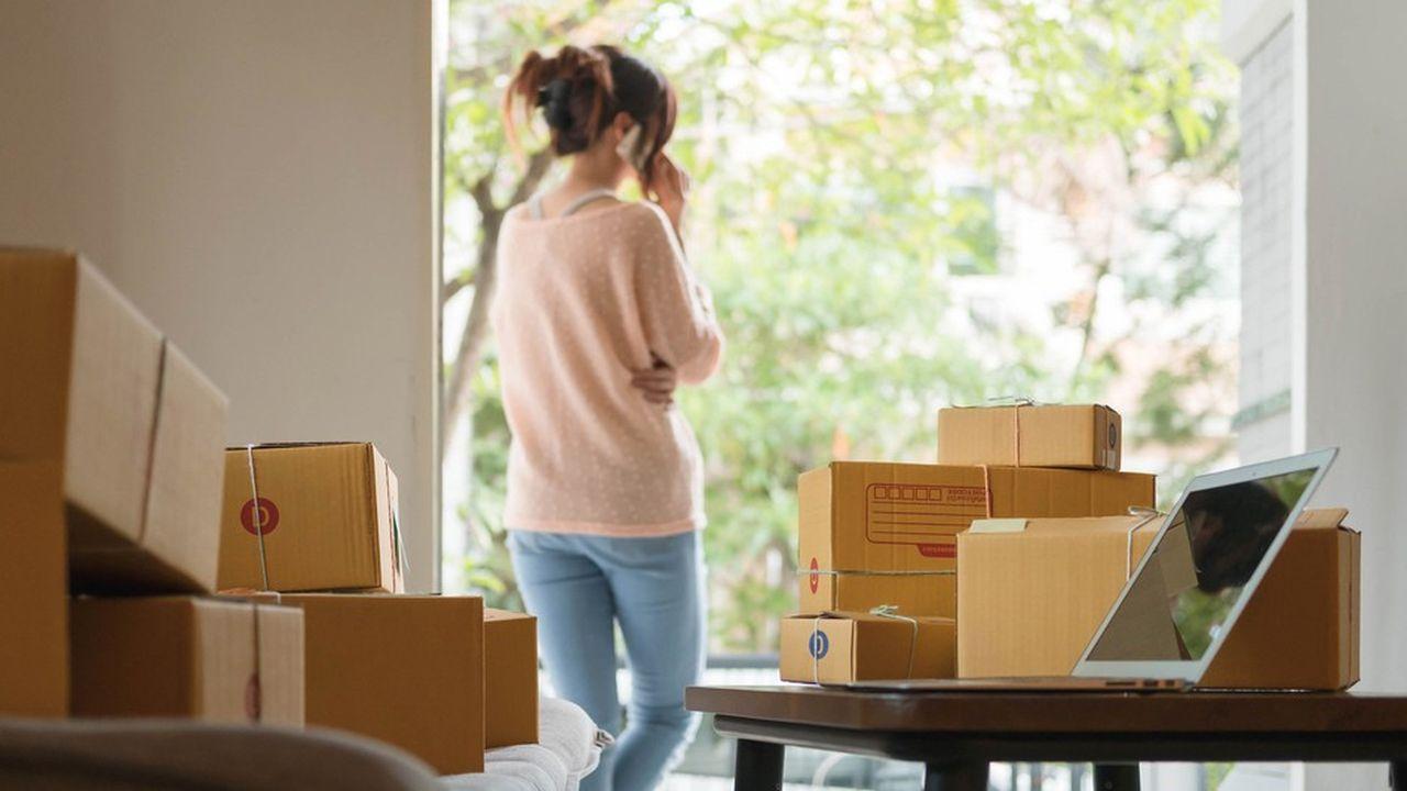 Face à des dépenses nouvelles, notamment de logement, nombre d'étudiants doivent recourir au crédit.