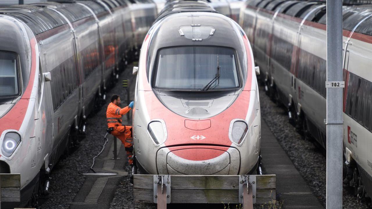 Le Léman Express desservira 45 gares et entrera en service en décembre prochain.