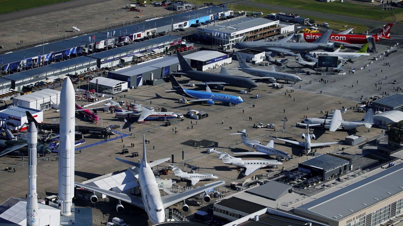 Après quatre journées réservées aux professionnels, le salon aéronautique du Bourget ouvrira ses portes au grand public ce vendredI et jusqu'à dimanche.