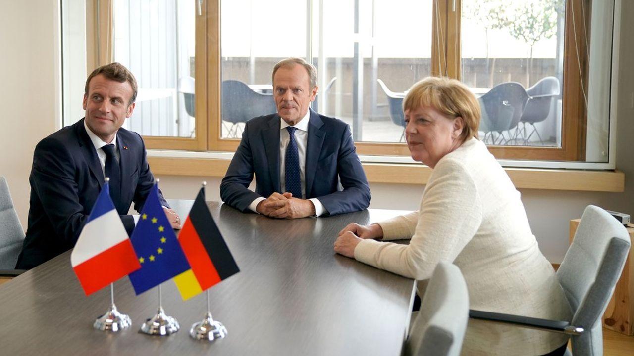 Nominations européennes : le candidat allemand fragilisé