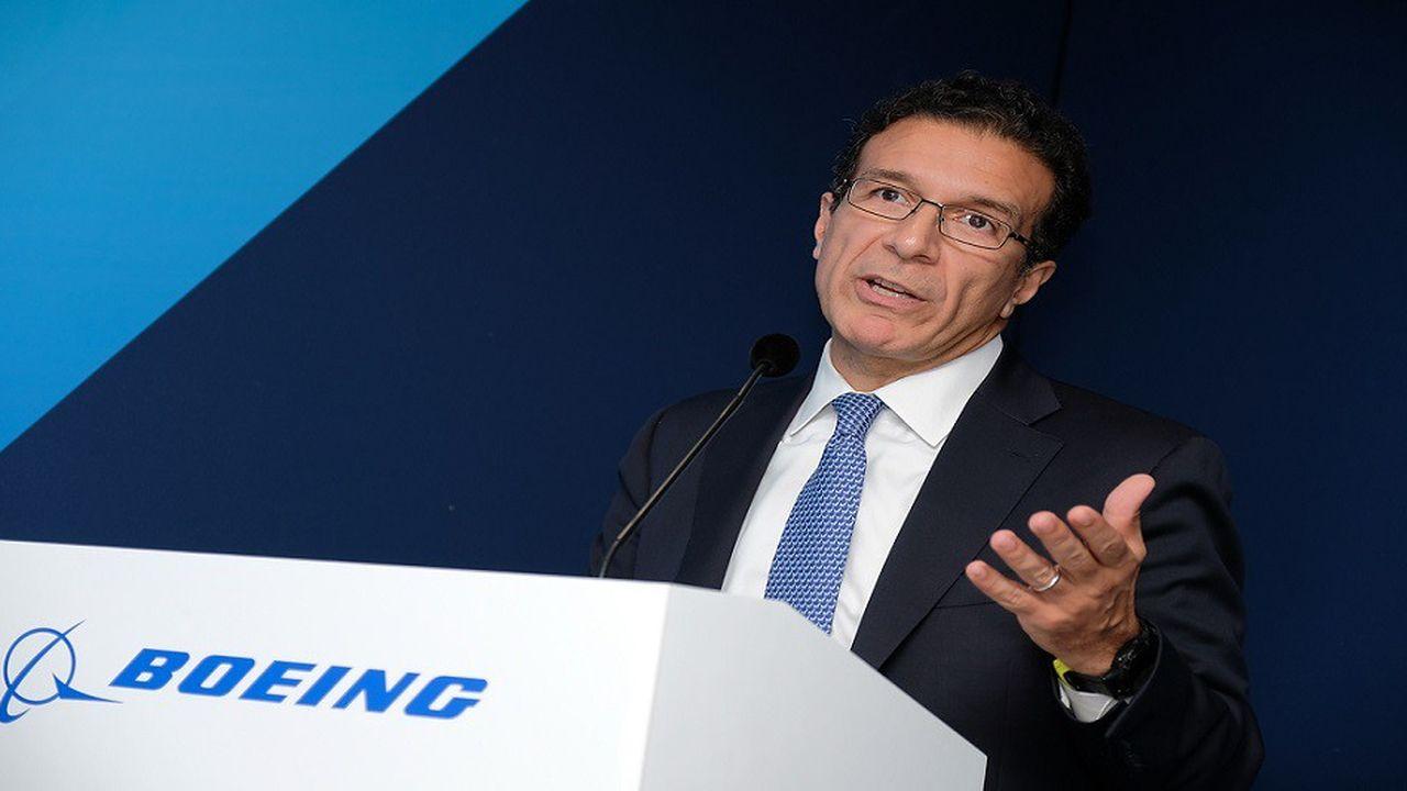 Le vice-président senior des ventes et du marketing de Boeing, Ihssane Mounir, a créé la surprise au salon du Bourget avec une pré-commande d'IAG pour 200 Boeing 737 Max.