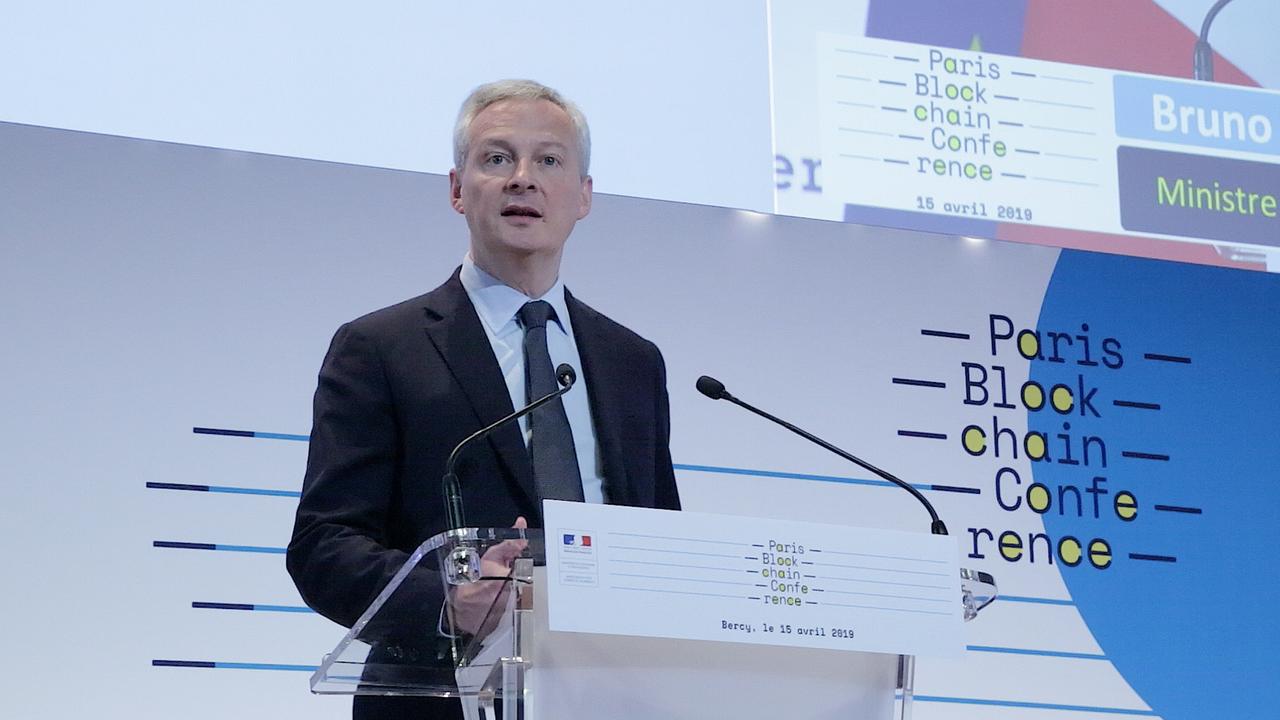 Econocom La France, pionnière de la Blockchain.png
