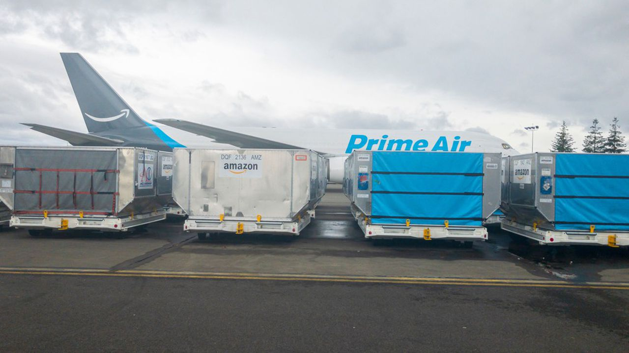 Ces Boeing 737-800 reconvertis dans le transport de fret complètent ainsi son service de livraison, fort de cinq autres avions du même type et de quarante Boeing 767.