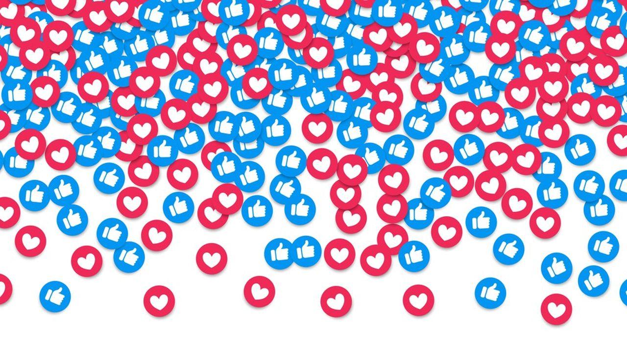 Si l'engagement diminue sur Facebook, le nombre d'utilisateursne cesse de croître.